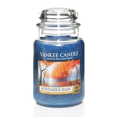 Yankee Candle November Rain 22oz Scented Candle