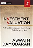 Investment Valuation, 3rd Edition