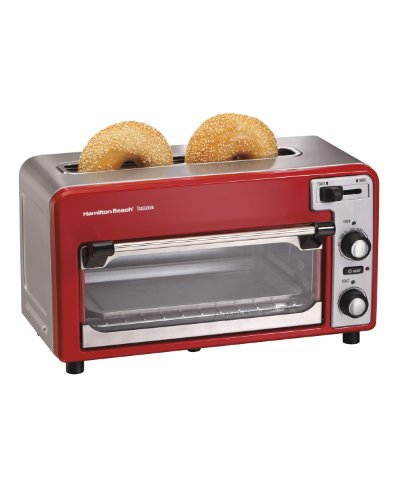 Hamilton Beach ensemble Toastation 22722 Toaster & Oven (Toaster Ovens Small Space compare prices)