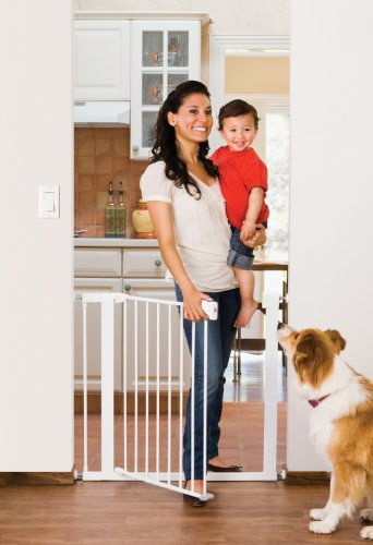 Munchkin Easy Close Metal Safety Gate White Reviews Questions Answers Best Baby Safety Gates