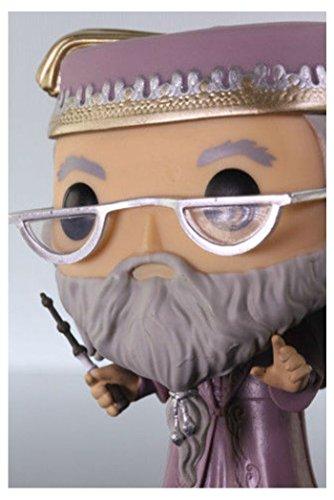 Funko Pop Harry Potter: Albus Dumbledore Vinyl Action Figure Collectible Toy 15