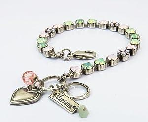 Amazon.com: Mariana Jewelry Morning Glory Collection Swarovski Crystal
