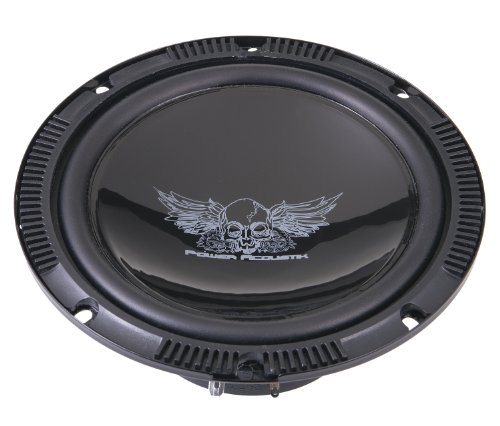 Power Acoustik Cpt-60C Crypt Component Speakers With 6.5-Inch Mid And Dome Tweeter With Custom Dividing Network