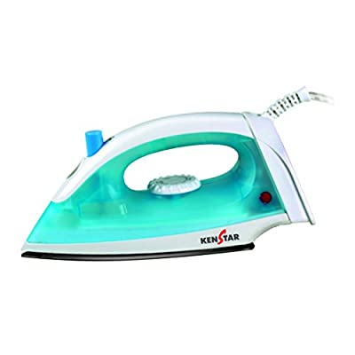 Kenstar Super Shiney 1200-Watt Steam Iron (White)