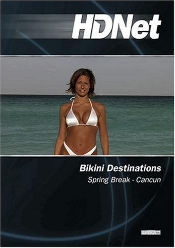 Cover art for  Bikini Destinations: Spring Break - Cancun (WMVHD)