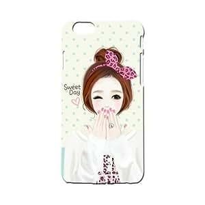 BLUEDIO Designer 3D Printed Back case cover for Apple Iphone 6 Plus / 6S plus - G6164