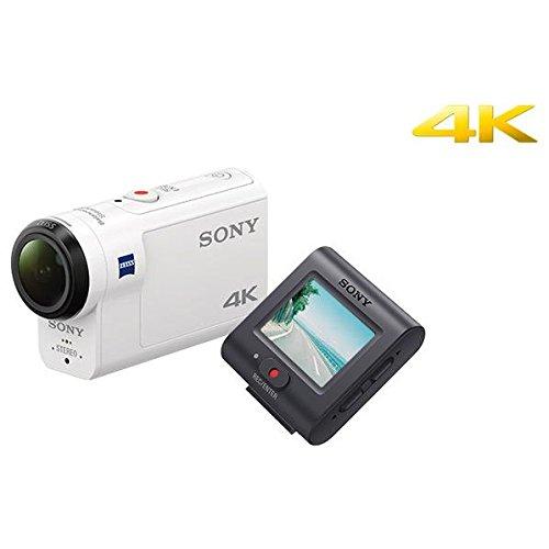 ソニー デジタル4Kビデオカメラレコーダー「FDR-X3000R」※ライブビューリモコン同梱モデルアクションカム FDR-X3000R
