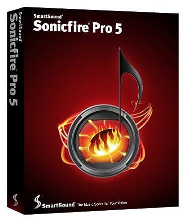 SmartSound Sonicfire Pro 5 Scoring Edition