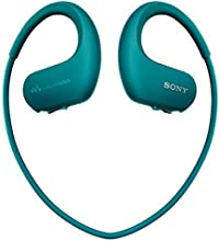 SONY ウォークマン 8GB WS410シリーズ ヘッドホン一体型 スポーツ向け 防水・防塵・耐寒熱対応 ブルー NW-WS414/L