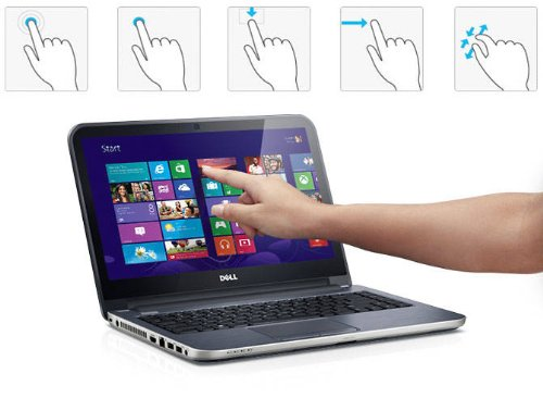 Dell Touchscreen Inspiron 14r Laptop - Moon Pearly