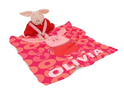 More image Olivia Zoobies 3-in-1 Pet: Stuffed Animal, Pillow, & Blanket