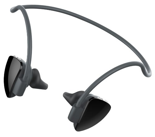 Quikcell S150B Stereo Bluetooth Headset - Midnight Black QuikCell Bluetooth Headsets autotags B00DQN3X1G