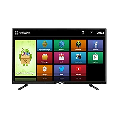 Nacson NS8016 81 cm (32) Smart HD Ready (HDR) LED Television