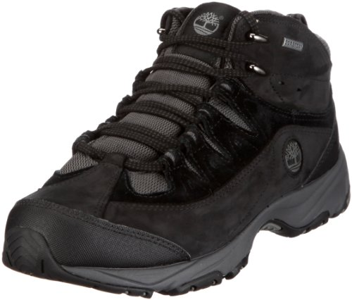 Timberland Men's Ossipee Mid Leather With Gore Tex Black Walking Boot 44182 7 UK