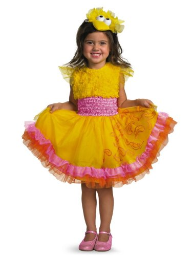 Sesame Street Infant Girls Big Bird Costume