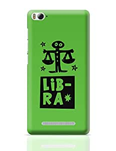 PosterGuy Libra Green | Zodiac Sign Gifts Friends & Family Xiaomi Mi 4i Cover