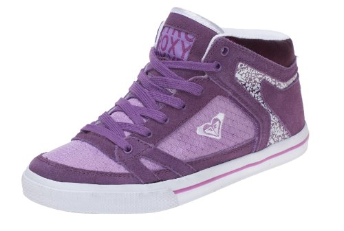 Roxy Women's Low Clem Peri Casual Lace Ups Xkwsl272 6 UK, 39 EU, 8 US