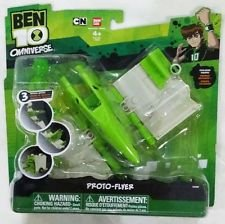 Ben 10 Proto-Craft Cycle