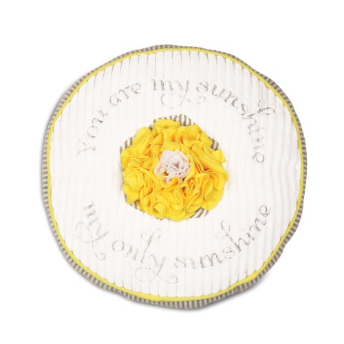 Pavilion Gift Company Baby Pillow, You Are My Sunshine, 12""