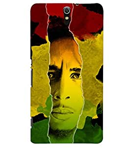 PRINTSHOPPII MUSIC PERSONLATIES Back Case Cover for Sony Xperia C5 Ultra Dual::Sony Xperia C5 E5553 E5506::Sony Xperia C5 Ultra