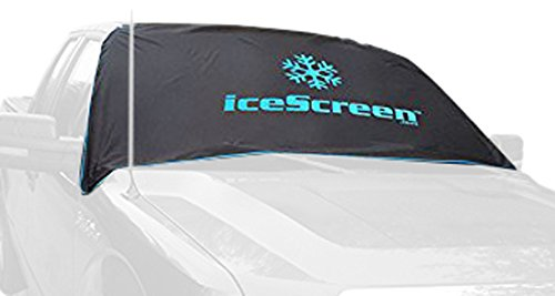 icescreen magnetic windshield ice and snow cover x large black home garden lawn garden removal. Black Bedroom Furniture Sets. Home Design Ideas