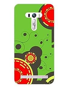 Asus Zenfone Selfie Back Cover - Treasure Vault - Designer Printed Hard Shell Case