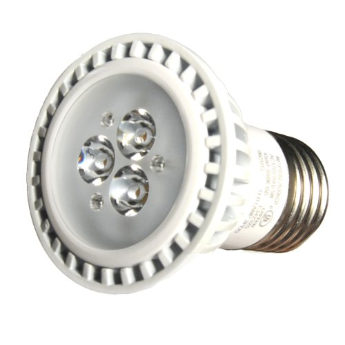Avalon Led Bb038 5-Watt Par16 Warm White 3000K Cree Xbd Chip 15-Degree Beam Spread Light Bulb