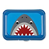 Stephen Joseph Snack Box, Shark, Blue