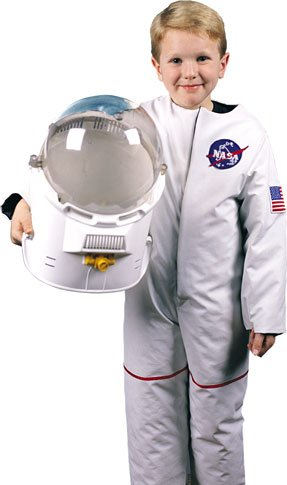 Kid's Astronaut Costume Set