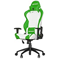 Vertagear Racing Series S-Line SL2000 Gaming Chair White and Green