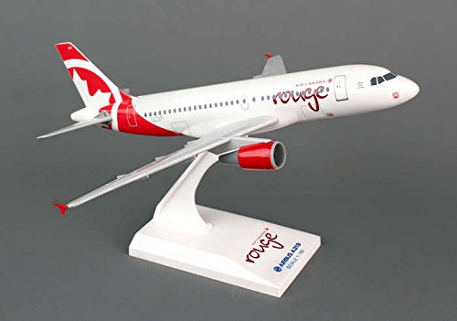 daron-skymarks-air-canada-rouge-a319-1-150-model-kit