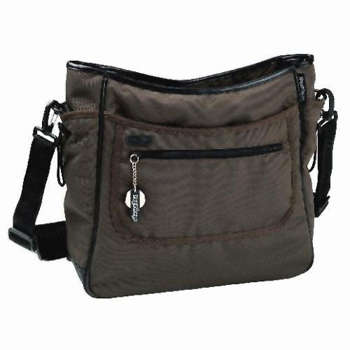 Peg Perego Borsa Mamma Diaper Bag, Brown front-572501