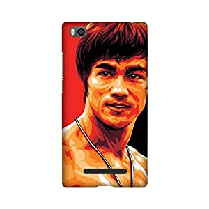Printrose Honor Holly 2 Plus Back Cover High Quality Designer Printed Case and Covers for Honor Holly 2 Plus bruce lee
