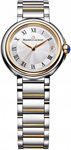Maurice Lacroix Fiaba Round FA1004-PVP13-110 Reloj de Pulsera para mujeres muy elegante