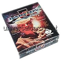 Babylon 5 Collectible Card Game [CCG]: Premier Edition Booster Box