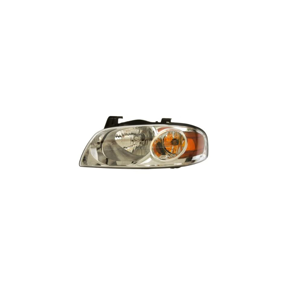 Genuine Nissan Parts 26060 6Z525 Driver Side Headlight Assembly Composite