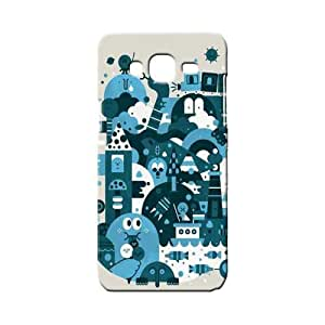 G-STAR Designer 3D Printed Back case cover for Samsung Galaxy A8 - G0241