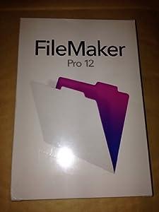 FileMaker PRO version12/ MAC / WIN / CD