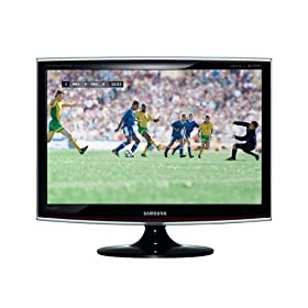 $350 Samsung Touch Of Color T260HD 25.5-Inch LCD HDTV Monitor