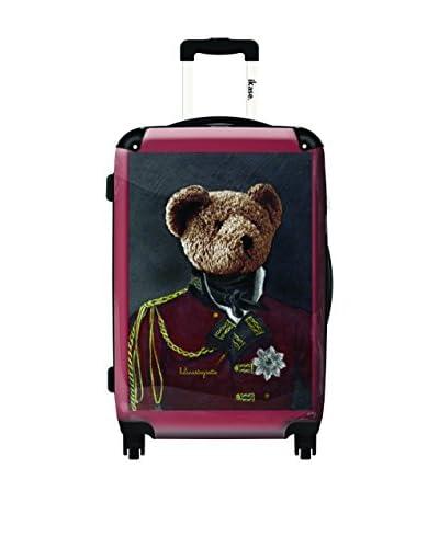 Ikase Lulu Castagnette 2 Rolling Luggage, Multi, 10X16X24