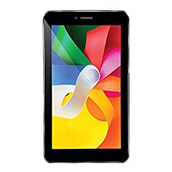 iBall Q45 Tablet (7 inch, 8GB, Wi-Fi+3G+Voice Calling), Black