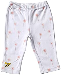 Rosie Pope Baby-Girls Legging, Blooming Wishes, 9 Months