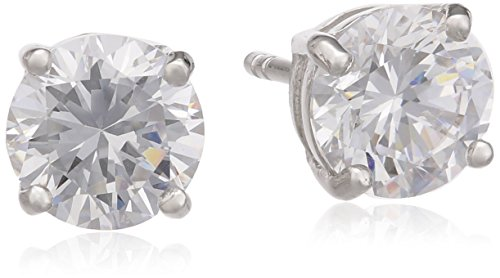 Amor Jewelry Damen-Ohrstecker 925 Sterling Silber 162449