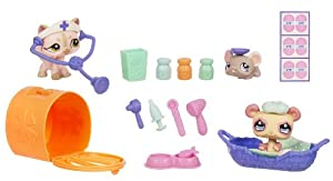 Littlest Pet Shop Caring Clinic