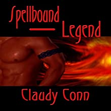 Spellbound-Legend: Legend Series, Book 1 (       UNABRIDGED) by Claudy Conn Narrated by Stevie Zimmerman