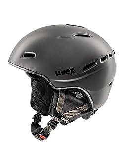Uvex Hypersonic Ski Google grey Darksilver Mat Size:52-54 (S) cm