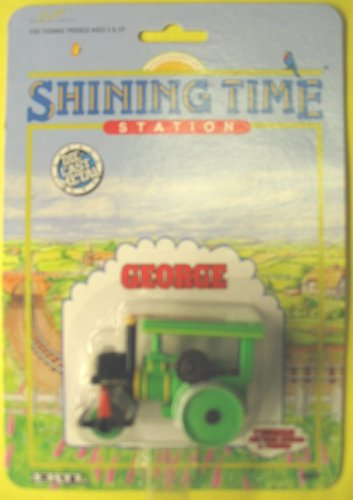 George the Steamroller From Thomas the Tank Engine from Ertl