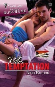 Image of Killer Temptation (Seduction Summer, Silhouette Romantic Suspense #1516)