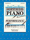 img - for David Carr Glover Method for Piano: Performance, Level 1 book / textbook / text book