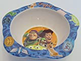 Disney Buzz Lightyear & Woody Toy Story Plastic Bowl 6 D